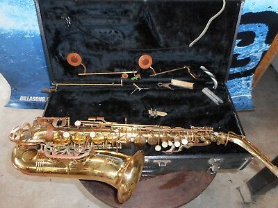 saxophone for spares