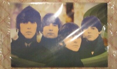 The Beatles Rockband Limited edition Set of 8 Post Cards NEW