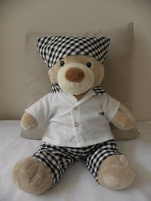 Chefs outfit to fit Pumpkin Patch teddy girls/boys 15 inch Build a bear clothes