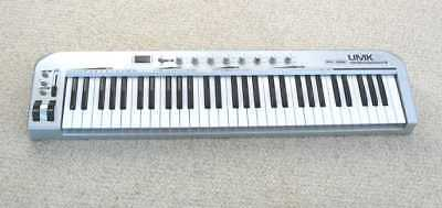Ashton UMK61 61-Key Midi Keyboard Brand new without packaging RRP $179