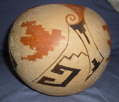 antique Hopi pottery nampayo unsigned Thunderbird american Indian art 1st mesa