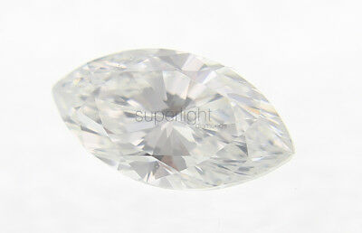 0.35 Carat J Color Marquise Enhanced Natural Loose Diamond For Ring 5.50X3.54mm