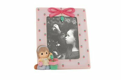 """PRECIOUS MOMENTS """"GIRL with ORNAMENTS""""  FRAME"""