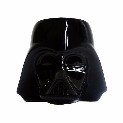 Star Wars Darth Vader Helmet 3D Ceramic Coffee Mug