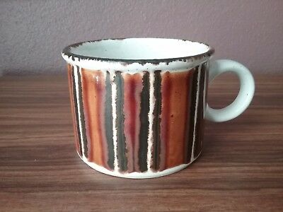 1970s Midwinter Earth Stonehenge China Tea Cup