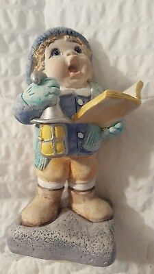 1996 Cast Art Industries, Inc. Joy to the World Dreamsicles Kids by Kristin