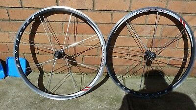 A Pair Of Race E Lite 700C Bicyles Wheels