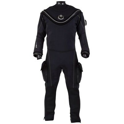 Aqualung Fusion Bullet Drysuit (Latex Seals) - Clearance Prices - Save £££!