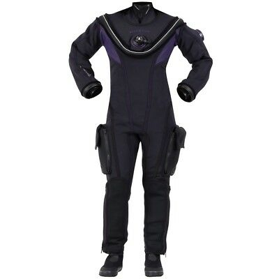 Aqualung Fusion Fit Drysuit (SLT) - Clearance Prices! - Save £££!