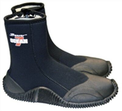 Ocean 7 Hard Soled Dive Boots / Wetboots