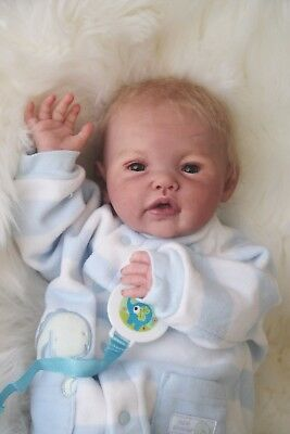 Tickled Pink Nursery ~*~ Reborn baby Adeline now baby Henry