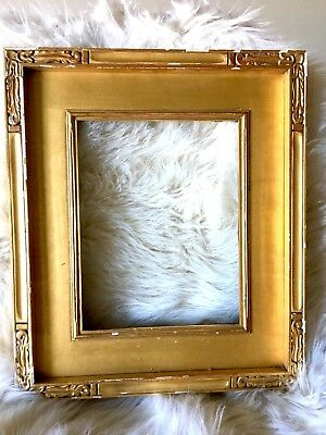 Newcomb Macklin Arts & Crafts Antique Picture Frame 13x15.5