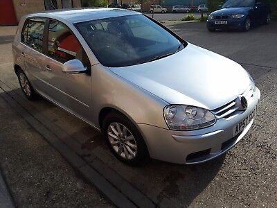 2007 57 Volkswagen Golf 1.9 Tdi Match 5 Door Manual 79000 Miles