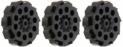 Crosman Replacement Rotary Magazine, 3-Pack by Crosman [407T] FREE SHIPPING NEW