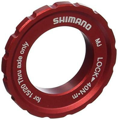 Shimano con Center-Lock-Ruota anteriore, 20 mm - NUOVO