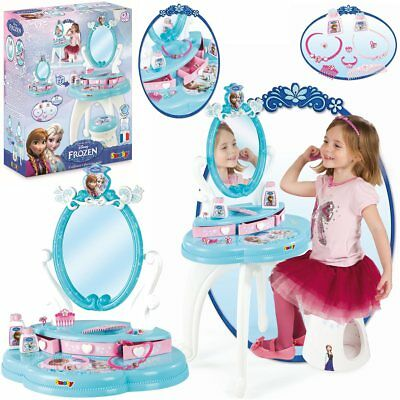 Dressing Table Styling for Small Princess Frozen for Girls NIP