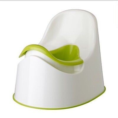 NEAR NEW IKEA Baby Toddler Kids Toilet Training Seat Loo Potty Trainer Chair