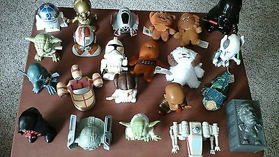 Star Wars Episode III Burger King Collectibles