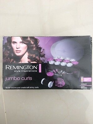 Remington Jumbo Curls Heated Rollers