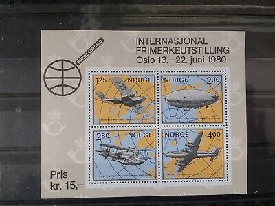 Norway Aviation Stamps