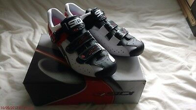 Sidi Genius 5-Fit Carbon Road Shoes 45