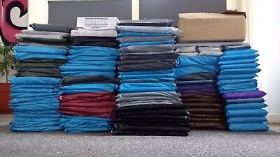 WHOLESALE CLEARANCE~15000+ QUALITY POSTAGE MAILING BAGS, Mixed Sizes/Colours