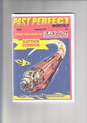 Past Perfect Monthly #144 Captain Condor Lion Star Trek Doctor Who Marvel