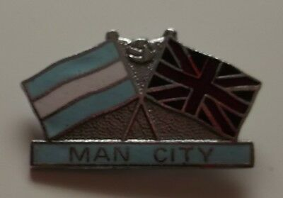 Old Manchester City Badge