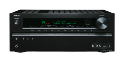 Onkyo AV receiver TX-NR579 perfect condition.7.1 channels,130 w/ch,4k upscaling.