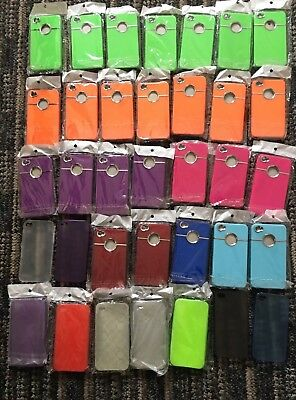 35x iPhone 4s Mobile Phone Cases Joblot