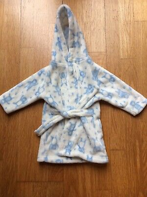 Baby Dressing Gown 6-9 Months Tu