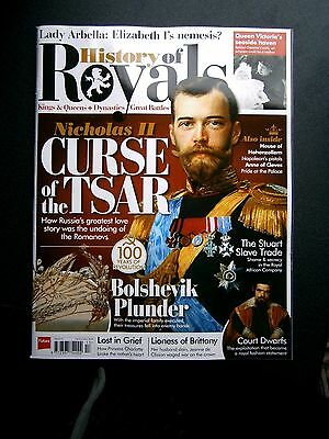History Of Royals Magazine Issue 13 (new) 2017