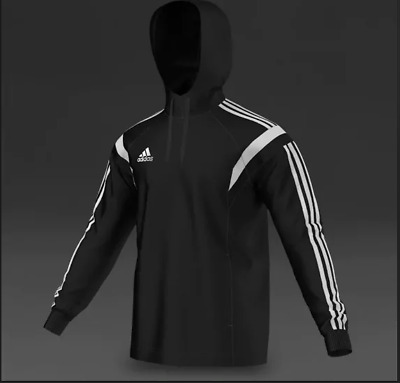 Adidas Condivo14 Hooded Top RRP £40.00