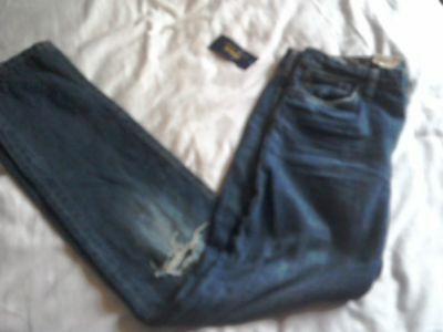 Girls age 16 Polo Ralph Lauren skinny jeans with tags