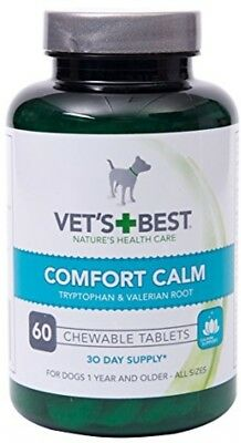 Vets Best Comfort Calm 60 capsules for dogs