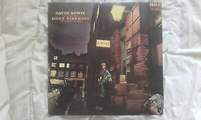 David Bowie The Rise And Fall Of Ziggy Stardust And Spiders From Mars Sf 8287