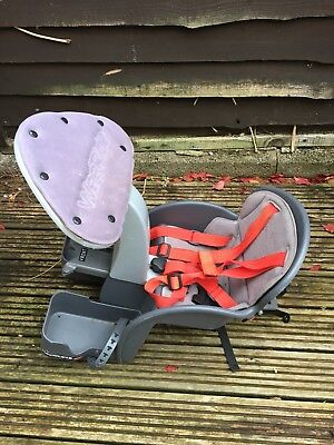 WeeRide Front Safe Child Bike / Bicycle Seat Carrier For Baby Child Kids