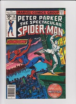 Spectacular Spider-Man  10   NM       high grade!!!