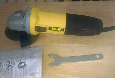 Wolf angle grinder