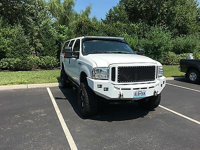 2005 Ford Excursion XLT 2005 Ford Excursion Powerstroke Diesel