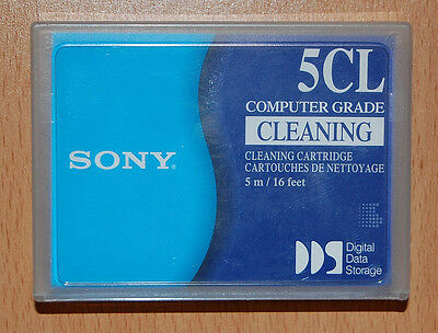 Sony DG5CL *** DDS Cleaning Cartridge *** Reinigungskassette