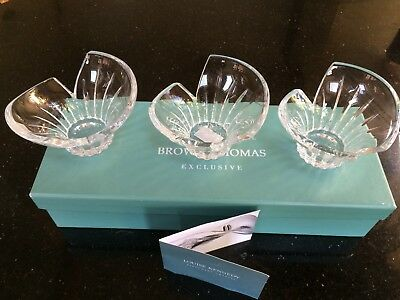 Tipperary Crystal Tea Light Candle Holder From Louise Kennedy Collection