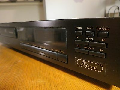 Rotel RCD-965BX Limited Edition Discrete CD Player  - Modified by Rotel UK