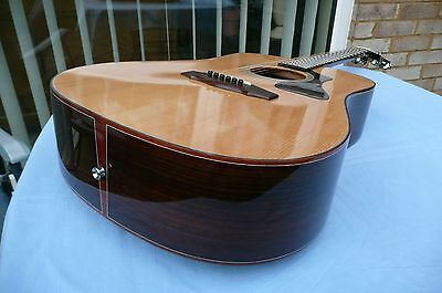 Guild Gad 50-Solid Spuce-Solid Rosewood-Mint Condition+Tgi Hard Case