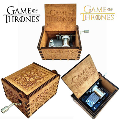 Game of Thrones Music Box IDEAL GIFT!