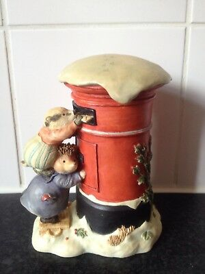 Villeroy & And Boch ~ Foxwood Tales ~ Jeremy & Willy ~ Letter To Santa ~ Ft30