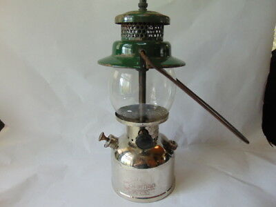 1950 - 12 Coleman Model 242B No. T-66 Lantern Made in Canada