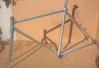 Alan Cyclo Cross Frame and Fork 51x53cm  hard to find