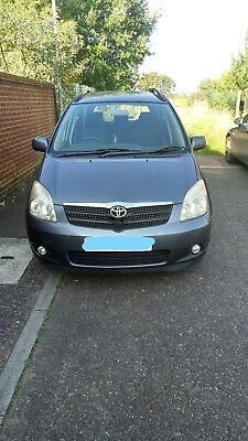 Toyota Corolla Verso 1.8 Auto T3 94000 miles MOT May 18 Excellent Mechanically