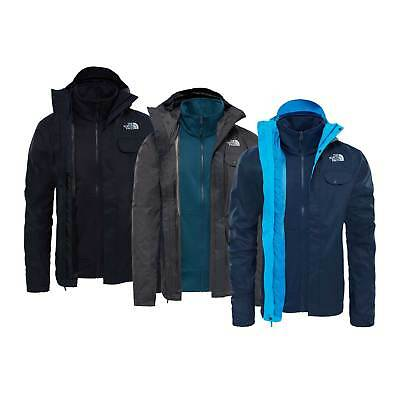 THE NORTH FACE Ladies Tanken Triclimate Jacket RRP £190 - EUR 149 a6ddaa851580